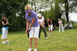 Cours collectif dames FrenchRivieraGolfCoach