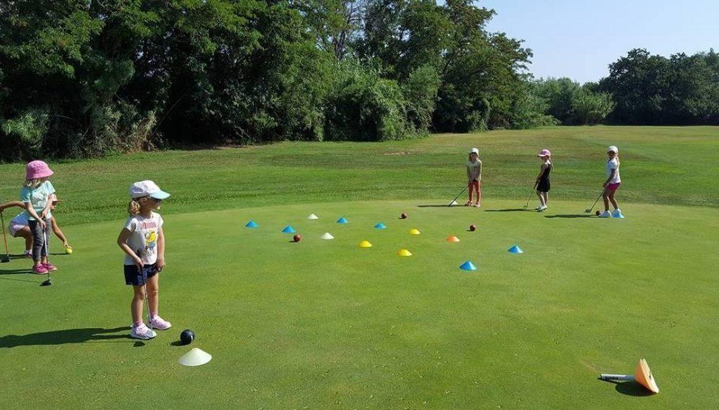 bapteme golf juniors laurene ulivieri